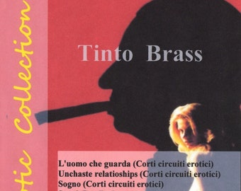 Tinto Brass. Erotic Collection 3. 2 DVD set. 4 movies in Italian. No Subtitles.