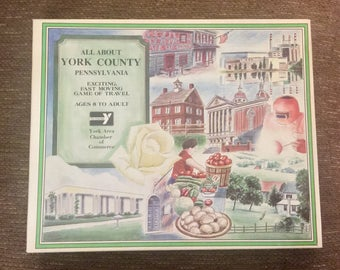 All About Town 1980 York County Edition