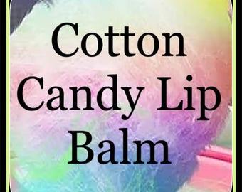 Cotton Candy Lip Balm