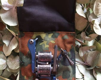 Camouflage travel Tattoo Machine Pouch