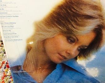 Olivia Newton John Come On Over 12 Inch Vinyl Record