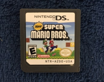Nintendo DS Super Mario Bros