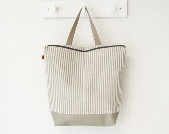 Backpack woman stripes Lilyleau