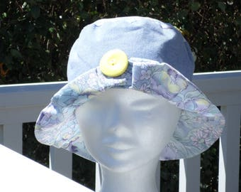 summer Hat Sun Hat Beach #pour Hat girl #agréable and easy # designer linen ' eva # for the spring and summer