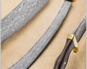 Panabas-style Chopping Sword