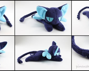 Spinel Sun beanie style plushie - made to order