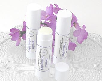 Lavender, solid perfume, natural, perfume oil, fragrance, solid perfume stick
