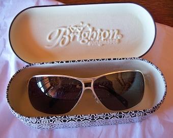 Brighton Sterling Silver Sunglasses