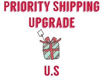 Shipping upgrade to USPS priority