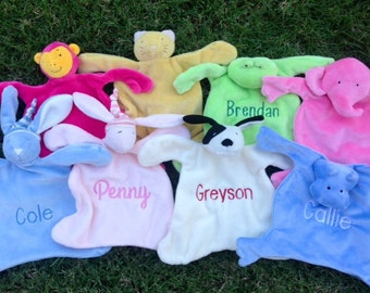 Personalized Baby Cozies