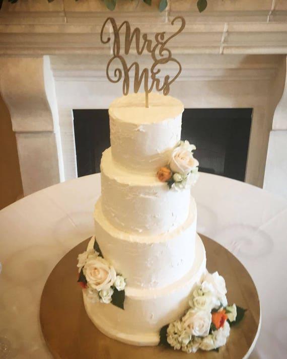Mr & Mrs Cake Topper, Mr and Mrs  Wedding Cake Topper, Wedding Cake Topper, Engagement Cake Topper, Bridal Shower Cake Topper