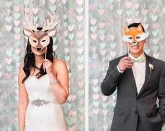 Wedding Garland backdrop.   Wedding Garland backdrop.   Garland wall.  Photography prop and backdrop.