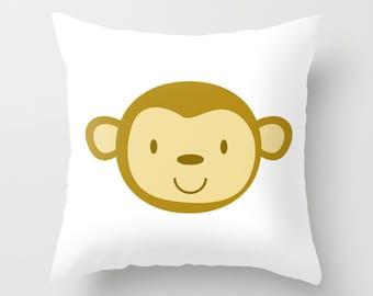MONKEY #Pillow