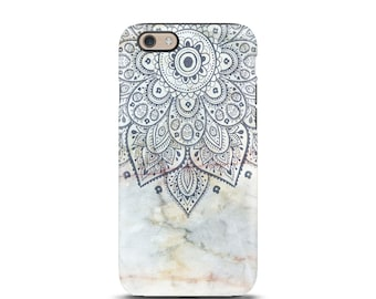 Mandala iPhone 6 case, iPhone 8 case, iPhone 6s, iPhone 5s case, iPhone 7 case, iPhone 7 Plus case, iphone case, iphone 7 cover - Boho