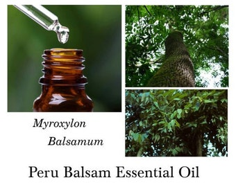 Peru Balsam Oil, Peru Balsam Essential Oil Uses, Peru Balsam Essential Oil, 100% Pure Authentic Peru Balsam EO