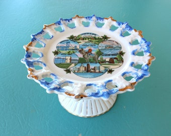 Let Them Eat Cake : Windsor State Plate Cupcake Stand