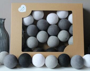 Cotton Balls Granitove 20 items