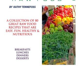 80 Raw Food Recipes