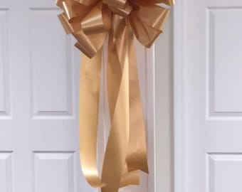 Gold party bow
