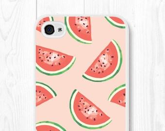 Pink iPhone 6 Case - Pink iPhone Case - Pink iPhone 6 Plus Case - Pink iPhone 5 Case - Watermelon iPhone Case - Watermelon iPhone 5c Case