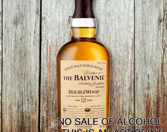 The Balvenie 12 Years Print