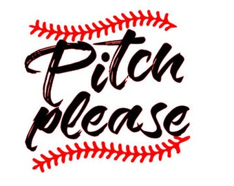 Pitch Please SVG
