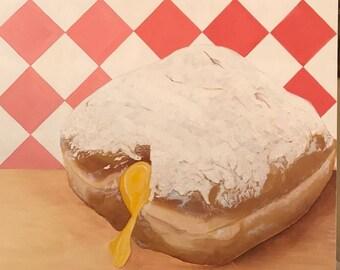 Lemon Lover (Donut)