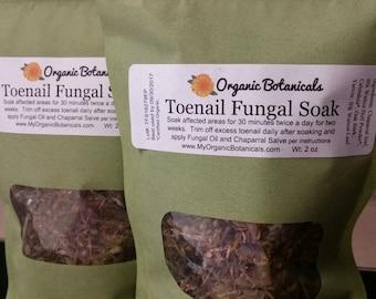 Toenail Fungal Foot Soak