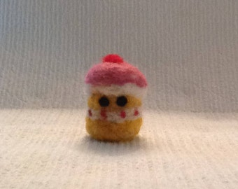 Friendly Felted Layer Cake