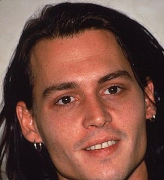 Men Cartilage Hoop Nose Ring Nose Piercing Silver Nose