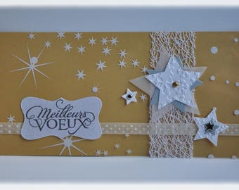 Greeting card, Happy New Year card
