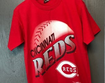 M vintage 90s 1995 Cincinnati Reds t shirt