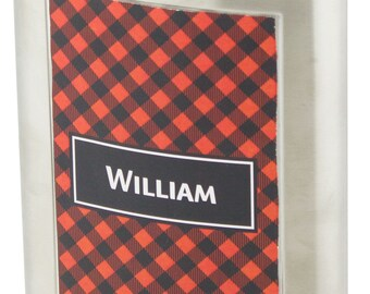 Personalized Flask 8oz.  Awesome This! Patterns 1-136