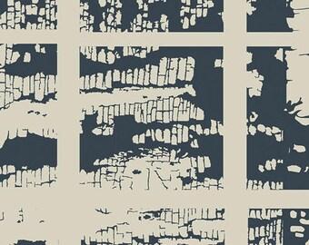 Art Gallery Fabrics - Observer- Chipping Away Depth- April Rhodes