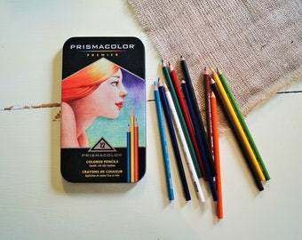 Prismacolor Colored Pencils - Bible Journaling Safe - Colored Pencils -
