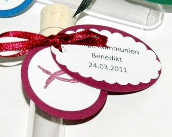 Pendant for guest Gifts communion/Confirmation (5 pcs)