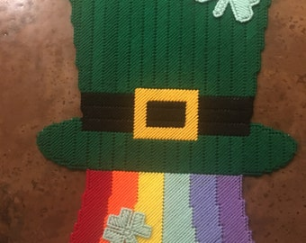St. Patty's Hat Wall hanging