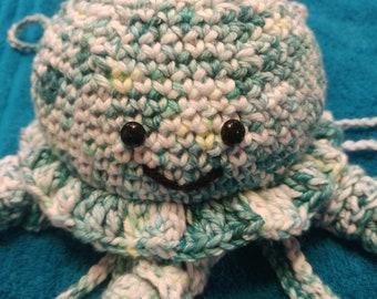 Jolly Jellyfish Crochet Amigurumi