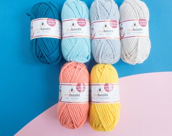 myboshi No 1 yarn