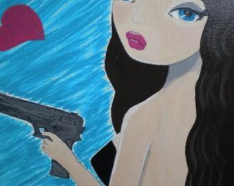Trigger Happy, Heart Breaker Pop surrealism