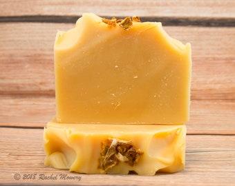 Orange Tea Tree Goat Milk Soap