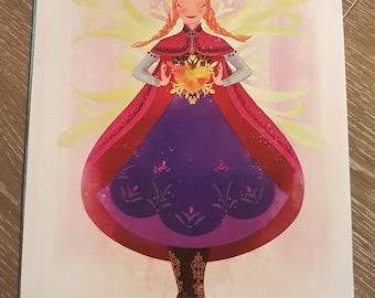 Snow Princess Print medium