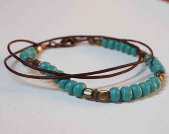 BRITTLE WINTER bracelet/bracelet