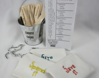 one child add-on kit for responsibility station