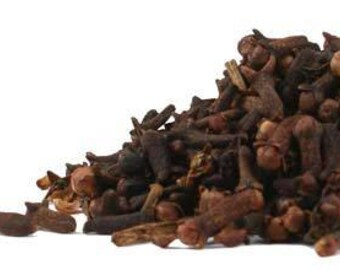 Certified Organic Whole Cloves - 4 oz