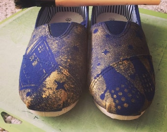 Doctor Who Toms