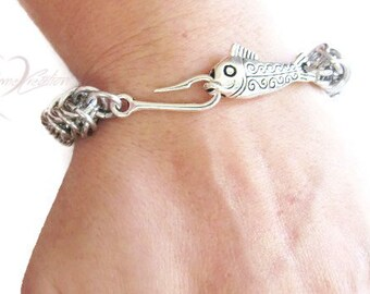 Fishing Gifts for Boyfriend Fish Jewelry Men Gifts Fishing