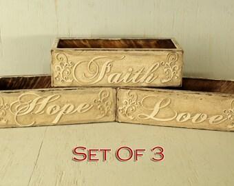 Barn Wedding Decor Shabby Wood Box Rustic Wedding Decor Country Wedding Mason Jar Box Rustic Flower Box  Wedding Centerpiece Wedding Decor