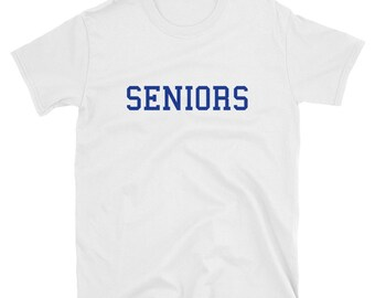 Seniors T Shirt