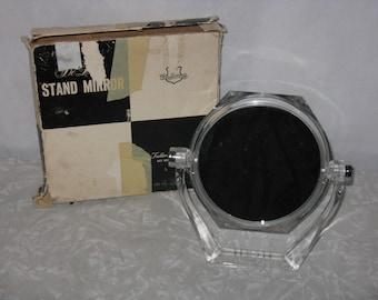 Vintage folding makeup mirror fuller brush